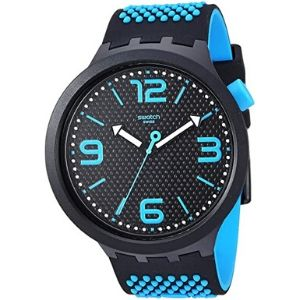 reloj swatch big bold blue SO27B101